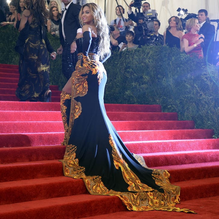 Beyoncé Fires Up the Met Gala Once Again — See All Her Looks Here!