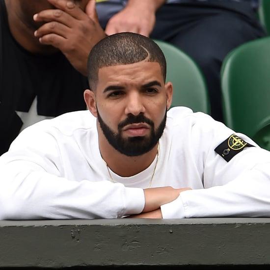 Drake at Wimbledon