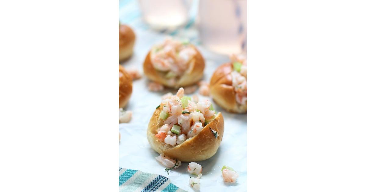 Mini Shrimp Rolls With Dill | 26 Shrimp Recipes Perfect For Any Night ...