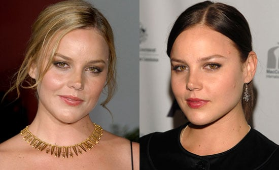Do You Prefer Abbie Cornish As a Blonde or Brunette?