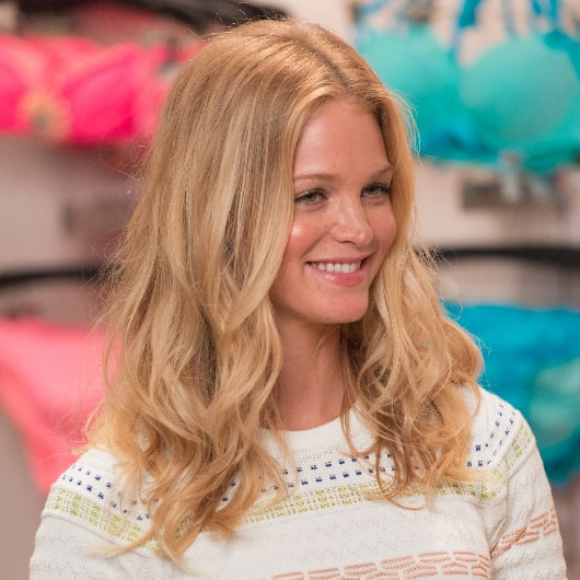 Erin Heatherton Victoria's Secret Summer Interview