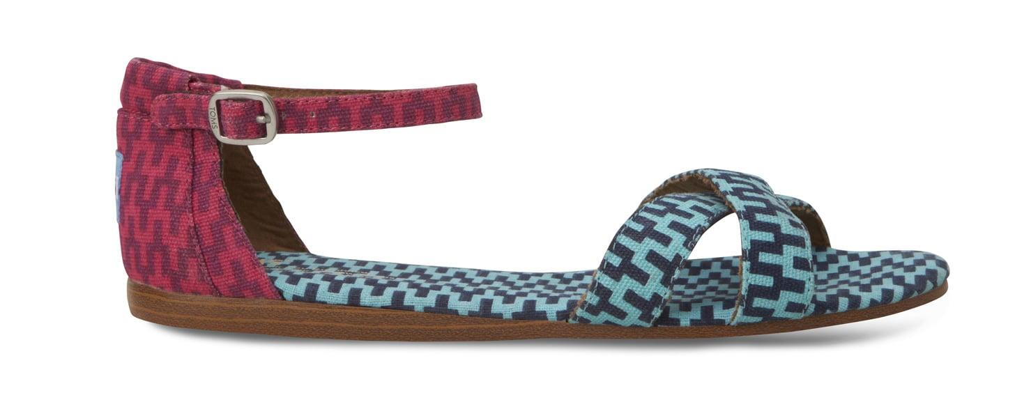 Jonathan Adler For TOMS Sandals
