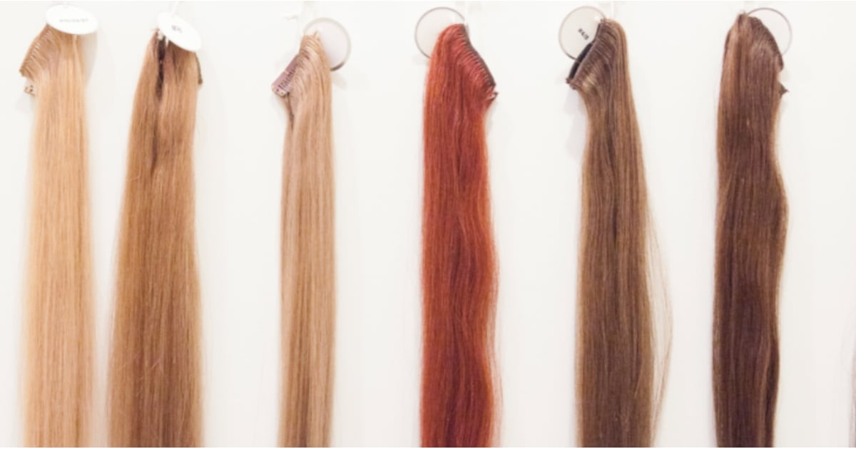 What Hair Extensions Are Best | POPSUGAR Beauty