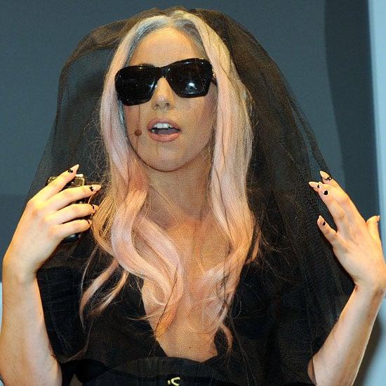 Lady Gaga's Latest Crazy Nail Look
