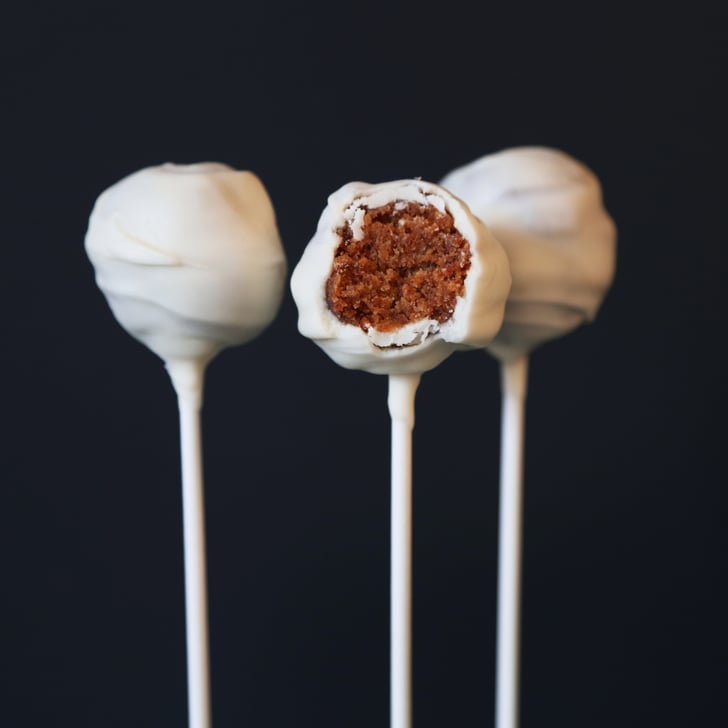 Pumpkin Cake Pops Recipe POPSUGAR Food