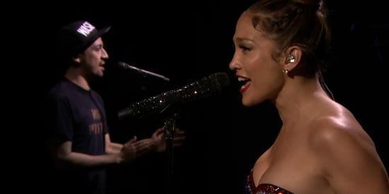 Watch Jennifer Lopez And Lin-Manuel Miranda's Pride-Filled Tribute To Orlando Victims