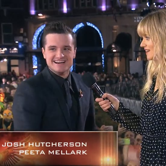 The Hunger Games: Mockingjay Part 2 Premiere in London Video