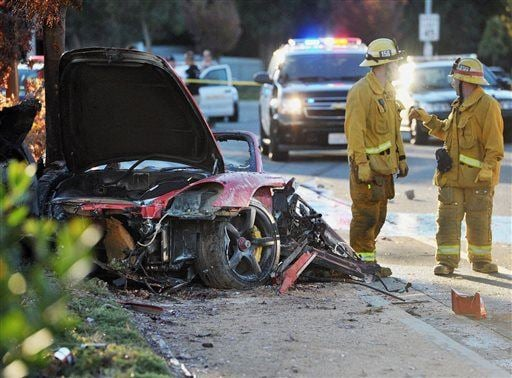Porsche Not Liable for Paul Walker Crash: Judge