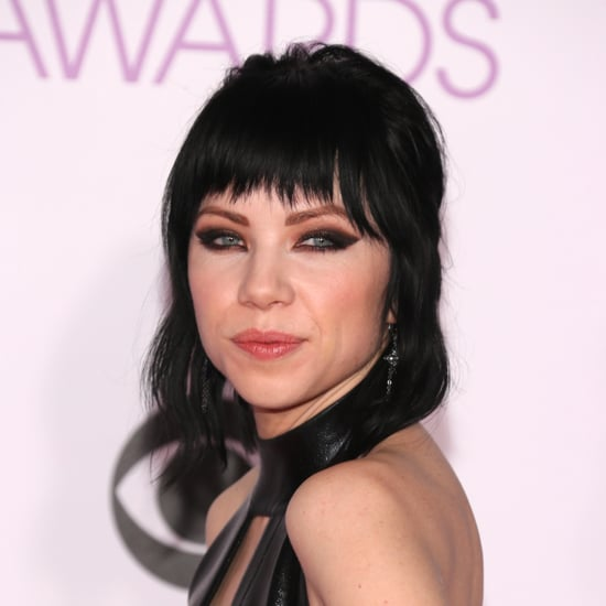 Carly Rae Jepsen at the 2016 People's Choice Awards