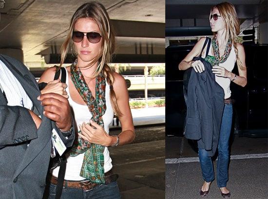 Gisele Bundchen and Tom Brady Maybe Moving to LA