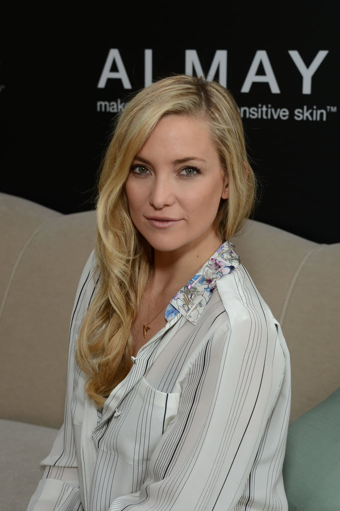 Kate Hudson Makes Multiple NYC Stops in a PJ-Inspired Look
