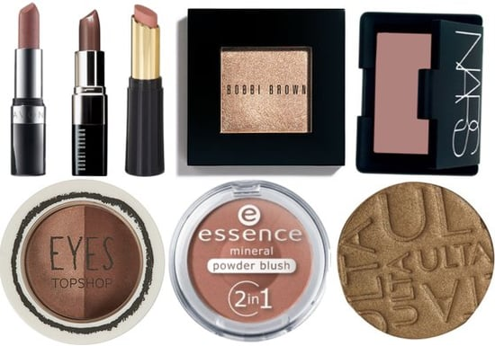 A Complete New Neutral Makeup Palette For Fall