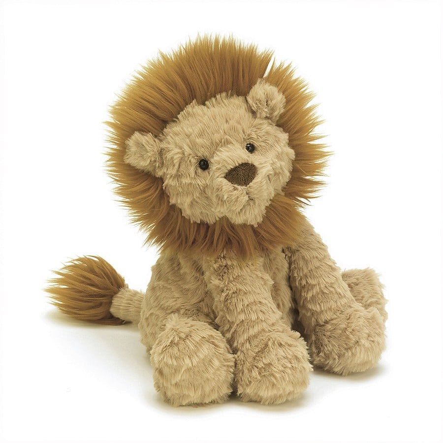 For Infants: Jellycat Fuddlewuddle Lion Plush Toy