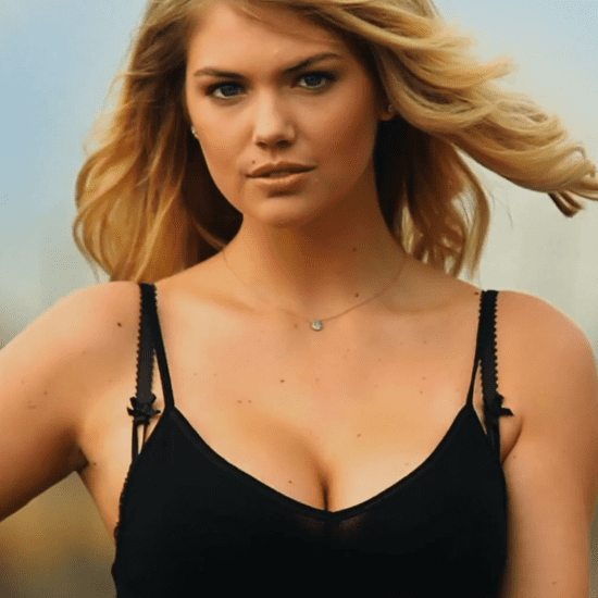 Kate Upton Mercedes-Benz Super Bowl Commercial Video