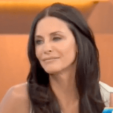 """Courteney Cox Says She and David Arquette Are in a """"Good Place"""""""