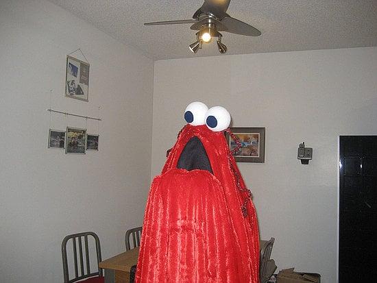 An Alien From Sesame Street