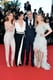 Kristen Stewart and Chloë Grace Moretz joined director Olivier Assayas and costar Juliette Binoche at their their Clouds of Sils Maria premiere.