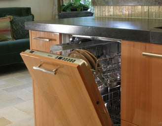 Does Your Dishwasher Match Your Cabinets?