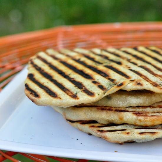 Grilled Flatbread Recipe