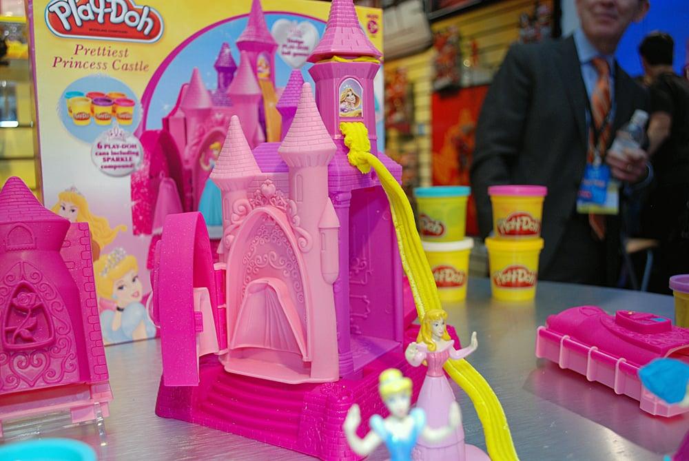 Play-Doh Rapunzel Castle