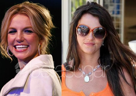 Britney Spears Brunette: Pictures of her Brown Hair