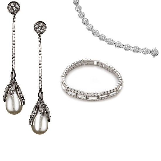 Shop Beautiful Bridal Jewellery: Earrings, Bracelets