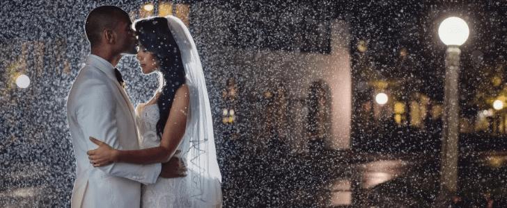 This Could Save Your Outdoor Wedding