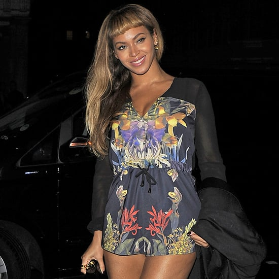 Beyonce For Topshop Activewear Brand Announced