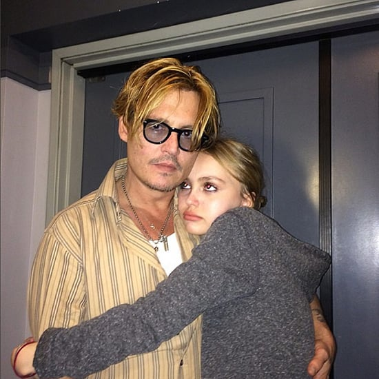 Johnny Depp Talks About His Daughter's Sexuality 2015
