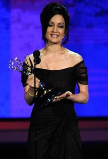 Archie Panjabi Is the Emmy Winner for Best Supporting Actress in a Drama Series 2010-08-29 18:17:35