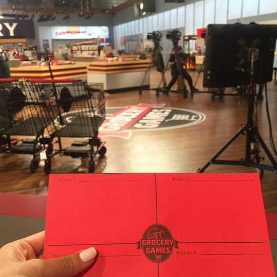 Behind the Scenes of Guy's Grocery Games