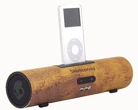 Skullcandy Brings It With the Pipe iPod Dock