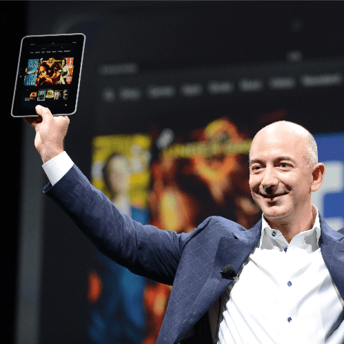 New Amazon Ereader and Kindle Fire Tablets