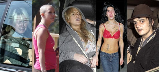 Who Is the Biggest Trainwreck of 2007?