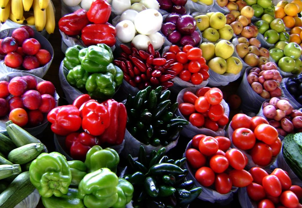 Skip Pricey Produce