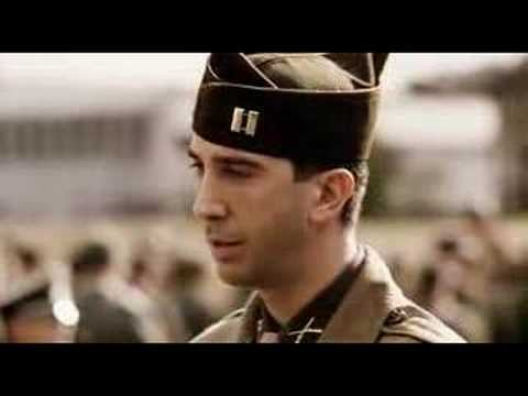 Damian Lewis on Band of Brothers