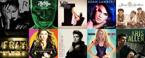 What is the Best Pop Album of 2009?