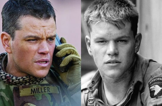 Sugar Shout Out: Which Matt Damon Is Hotter?