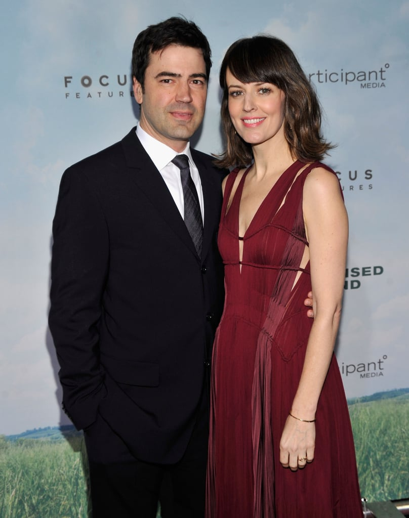 Matt and Luciana Celebrate Promised Land With Their Oldest Daughter