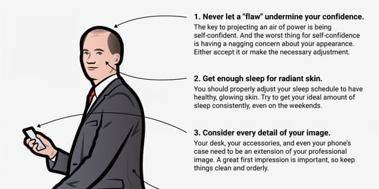 7 ways to look like a millionaire, even if you're not