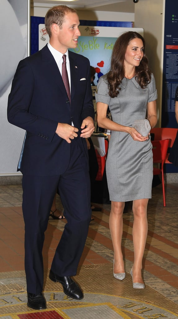 Prince William and Kate Middleton had several duties during their second full day in Canada.