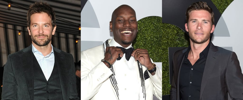 Some of Hollywood's Hottest Gather For the GQ Men of the Year Party