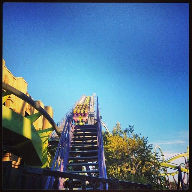 Lisette's Theme Park of Horrors