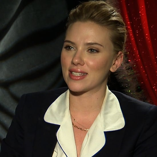 Scarlett Johansson We Bought a Zoo Interview (Video)