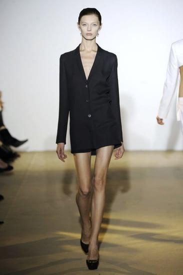Milan Fashion Week: Jil Sander Spring 2009