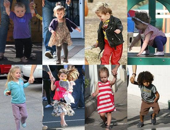 Most Stylish Celebrity Children of 2009 2009-12-07 12:00:31