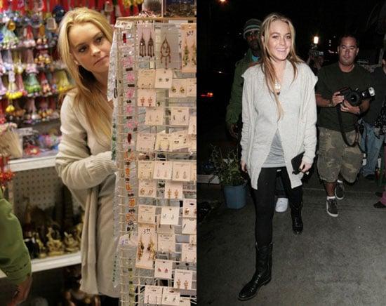 Lindsay's Not Daddy's Little Girl