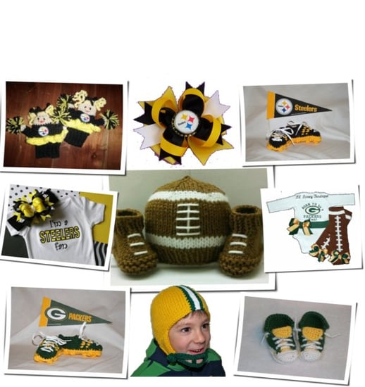 Super Bowl Gear For Babies