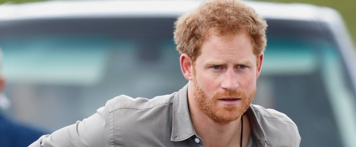 "Prince Harry Regrets ""Not Talking About"" the Impact His Mother's Death Had on Him"