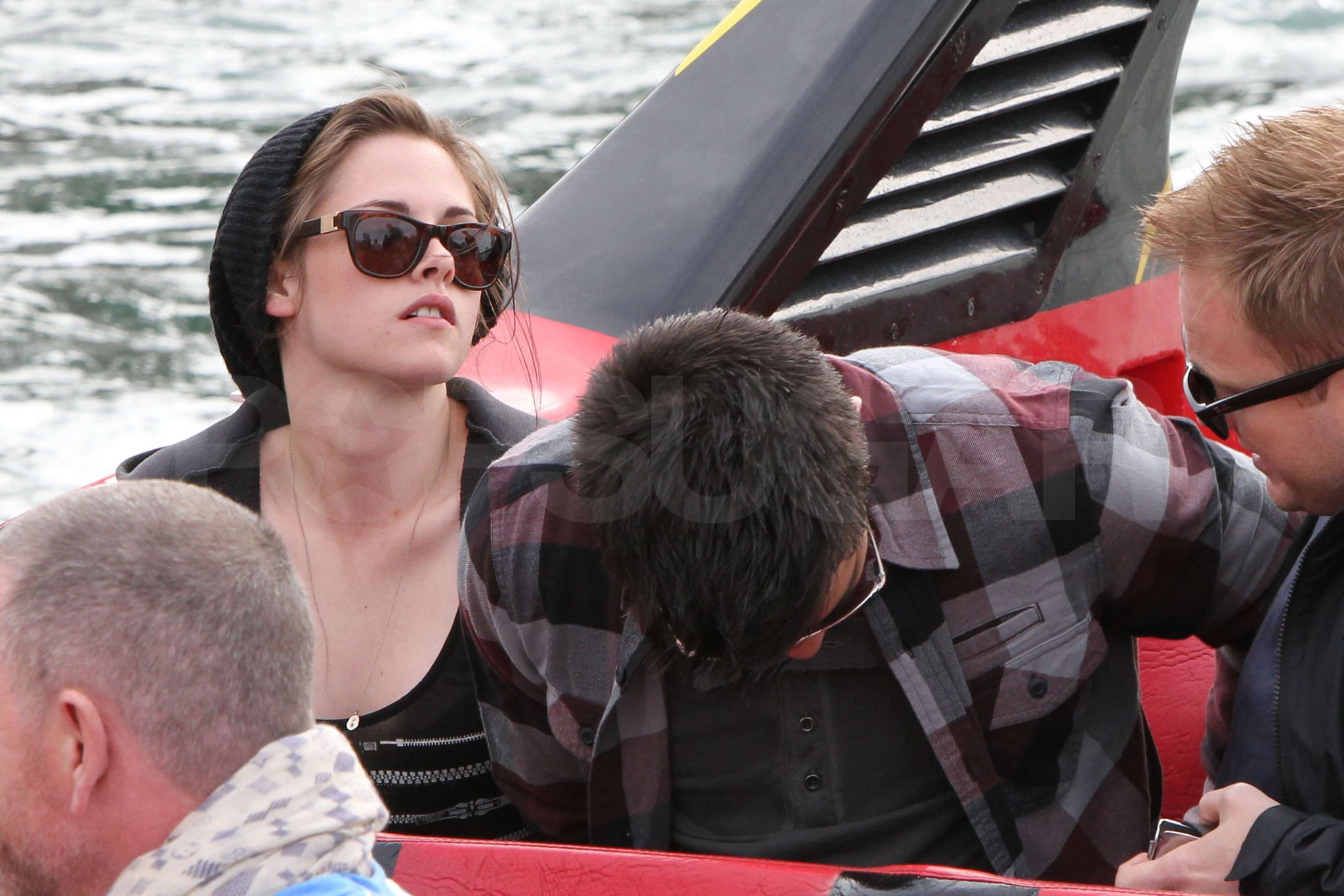 Pictures of KStew in AU
